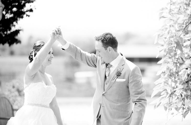 Dave and lori wedding